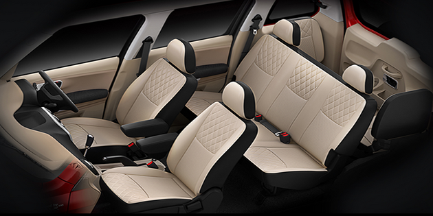 Si Interpack Car Seat Covers Railway Seat Trims Bus Seat